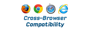cross browser compatible websites