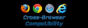 cross browser compatible websites